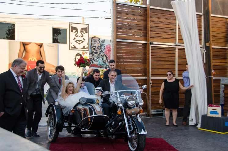 Ochoa Wedding Entrance
