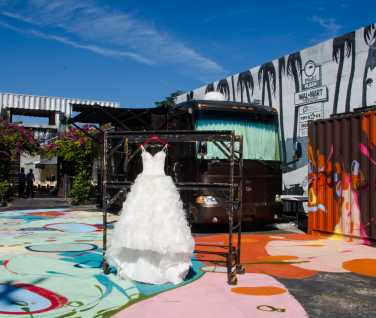 MAPS Backlot Ochoa Wedding Dress