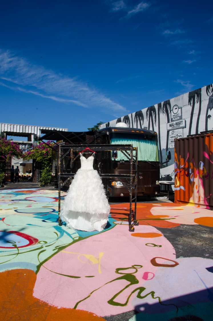 MAPS Backlot Ochoa Wedding Dress