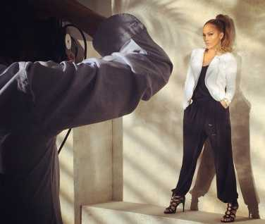 MAPS Production for JLo x Kohls