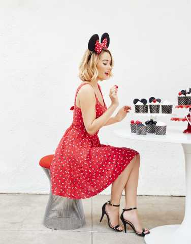 MAPS Production for Kohls LC, Lauren Conrad x Disney Minnie Mouse Collection
