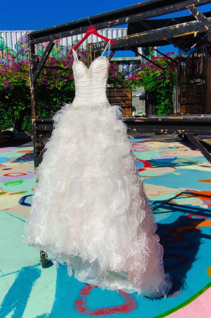 MAPS Backlot Wedding
